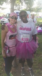 Heather A. Patchen & Cassandra Anglade team up in the fight against breast cancer